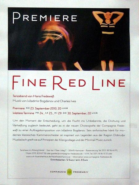 2010/20100930 Compagnie Fredewess Fine Red Line/index.html