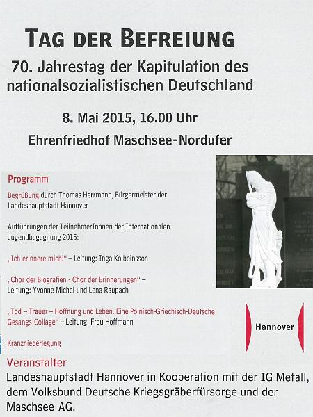 2015/20150508 Friedhof Maschsee Nordufer Gedenkfeier 70 J/index.html